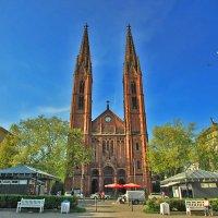 St. Bonifatius, Wiesbaden :: nikolas lang