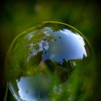 Сферы: магический шар :: Татьяна