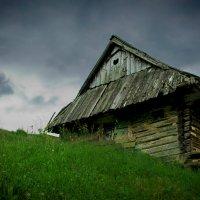 Старый дом... :: Юрий Гординский