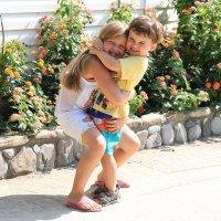 брат и сестра :: valeriy khlopunov