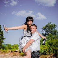Олеся и Алексей :: Юлия Шако