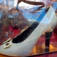 Шоколадная туфелька :: Наталья Пономаренко
