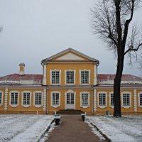 Путевой дворец Петра I. Южный фасад :: Елена Смолова