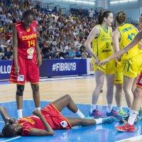 Женский баскетбол :: Светлана Яковлева