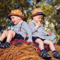 Twin Babies :: Александра Гущина