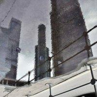 Городская акварель :: Catherine Fil