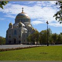 Морско́й собо́р святи́теля Никола́я Чудотво́рца :: Сергей Андриянов