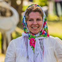 Женский портрет :: Дмитрий Сушкин