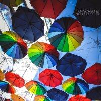 Аллея парящих зонтов :: Маргарита Б.