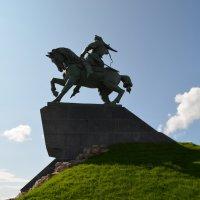 Памятник Салавату Юлаеву. г.Уфа :: Наталья Тагирова
