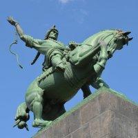 Памятник Салавату Юлаеву. г.Уфа :: Наталья