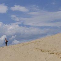 Небо и Земля. Впереди путь... :: Фёдор Куракин
