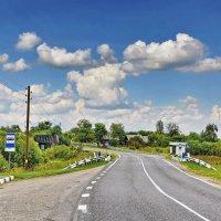 Деревня  Чучче. :: Валера39 Василевский.