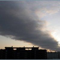 Вот такое странное небо! :: Вера