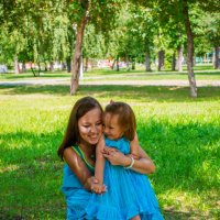 Родительская любовь :: Елена Бологова