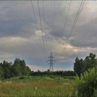 электрификация всей страны :: Дмитрий Анцыферов