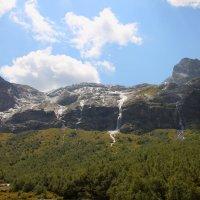 Софийские водопады с г. София Высота 3637 м :: Vladimir 070549