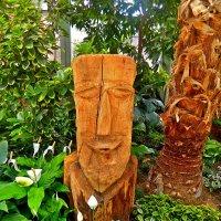 идол острова Майнау :: Александр Корчемный
