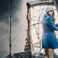 Старый дом :: L.Kot Суздалев