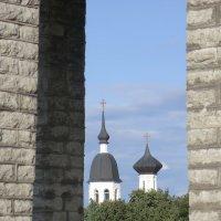 Великие Луки.. Вид с бастиона крепости... :: Владимир Павлов