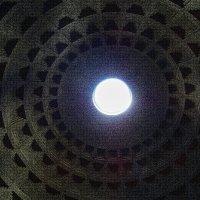 Божественный свет. Пантеон. Рим. :: Svetlana AS