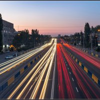Жилы большого города :: Denis Aksenov