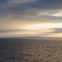 Закатное небо :: Антон Кербер