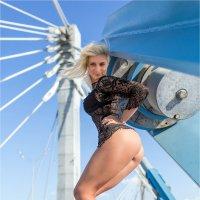 Смотритель моста! :: Андрей Сурин