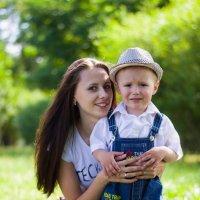 Мамы и сыночек :: Марта Новик