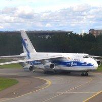 АН-124-100 :: vg154