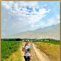 Горы...... Мир, который проникает в тебя и навсегда изменяет ..... :: Людмила Богданова (Скачко)