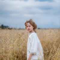 ветер в волосах... :: Екатерина Overon