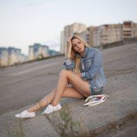 портрет :: Андрей Хафизов