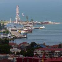 Порт Батуми :: Наталья Джикидзе (Берёзина)