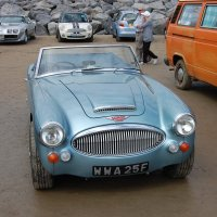 Austin Healey 3000 Mk III :: Natalia Harries