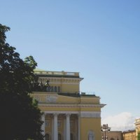 Александринский театр (Санкт-Петербург) :: Павел Зюзин