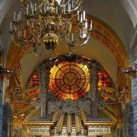 Алтарь католического собора св.Александра в Киеве :: Владимир Бровко