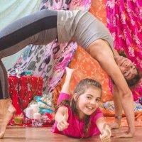 Открытие йога-центра :: Ирина Минеева