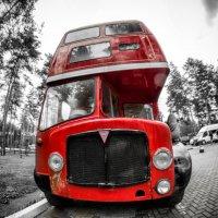 Routemaster — Хозяин дорог :: Роман Шершнев