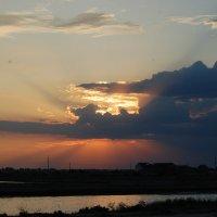 Закат солнца :: Ann