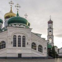 В Раифском монастыре :: Юрий Казарин