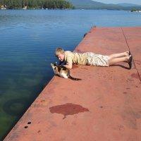 Рыбаки :: Оксана Белова