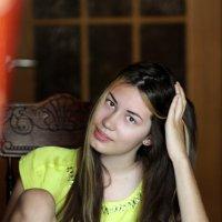дочка :: Елена Лабанова