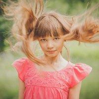 ветер в волосах :: Раиса Ибрагимова