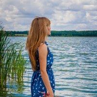 на озере :: Ксюша Рукавишникова