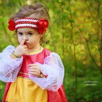 Русская красавица :: Лена Хрусталева