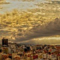 облачное небо :: татьяна