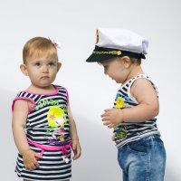 Ты морячка, я моряк :: Николай Хондогий