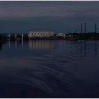 Подпорожская ГЭС :: tipchik