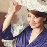 Сборы невесты :: Ринат Хабибулин